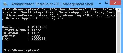 External List Limitations in SharePoint 2010/2013