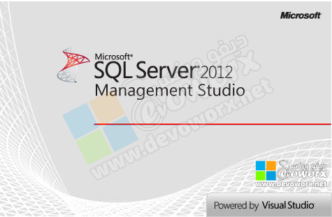 Open SQL Management Studio