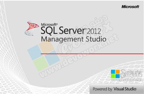 Open SQL Management Studio