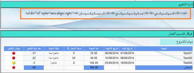 display HTML fields in SSRS