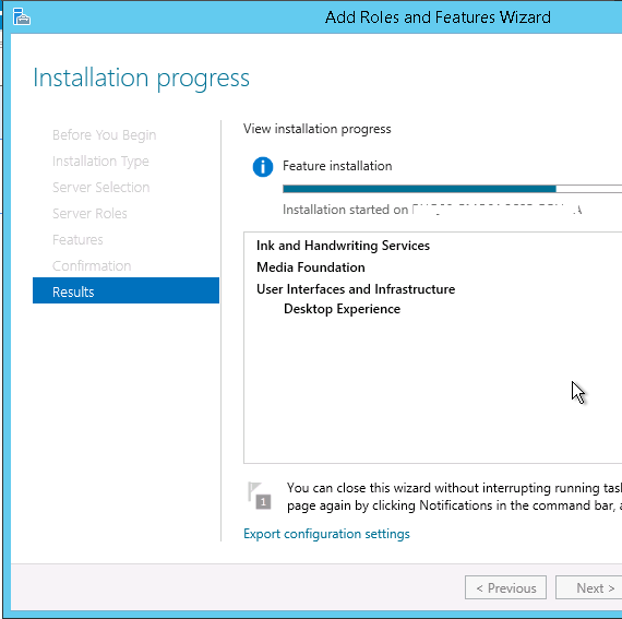 add-desktop-exprience-features Open with explorer is not working in SharePoint