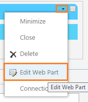 Edit Promoted Links Sharepoint 2016