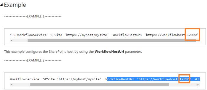 Register-SPworkflowservice cmdlet
