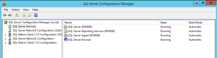 ReStart SQL Server Services - Extend the SQL Evaluation period after the second expiration