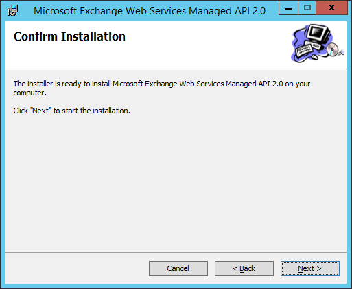 Install Microsoft Exhanage Webservices 4
