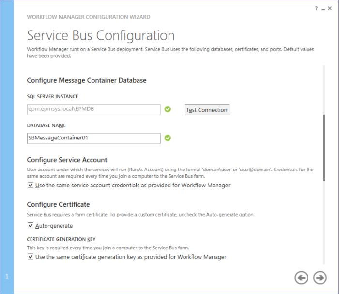 Service bus config1
