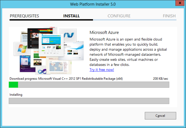 Service Bus CU - Install Workflow Manager for SharePoint Farm 2013