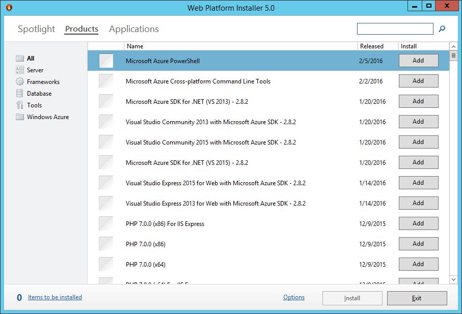 Web Platform Installer - Configure Workflow Manager For SharePoint 2013