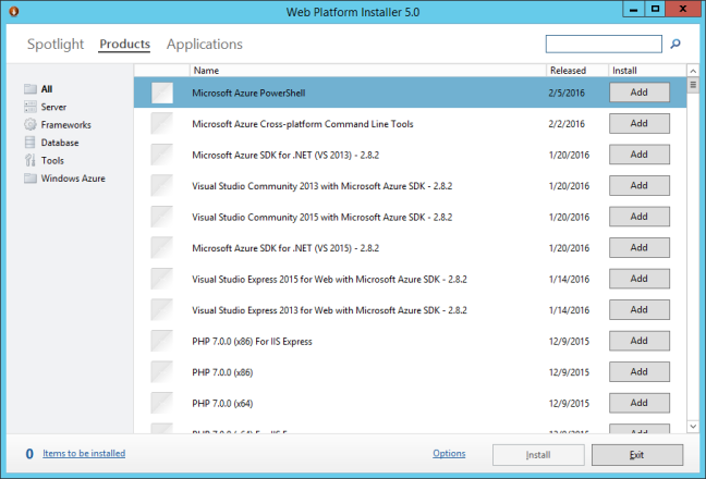 Web Platform Installer - Configure Workflow Manager For SharePoint 2013
