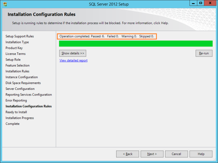 Installation Configuration Rules SSRS.png