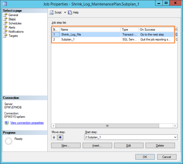 how to script out maintenance plan in sql server