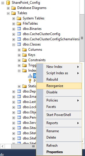 Recognize Index in SQL Server