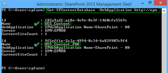 Migrate to Project Server 2016 Step By Step   EPM   SharePoint