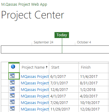 Power BI: Calculate The Project Status In Project Server