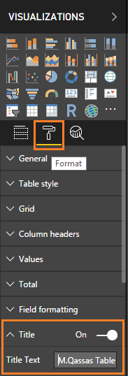 Rename an object in the Selection Pane