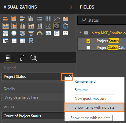 Count Blank Values In Power BI | EPM | SharePoint