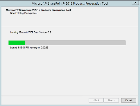 Install WCF Data Services 5.6 tool in SharePoint 2016