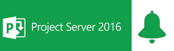 Configure Alerts and Reminders in Project Server 2016