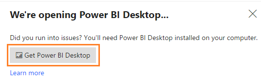 download power bi desktop for report server