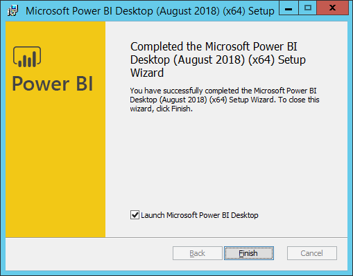 power bi desktop for report server august 2018